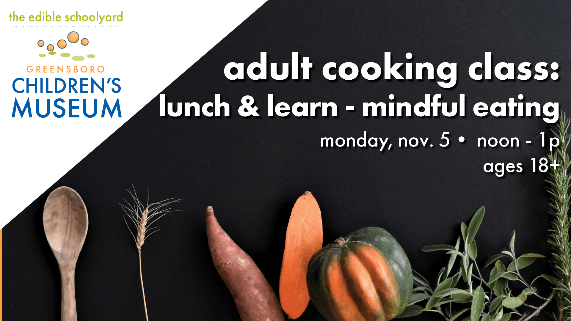 Adult Cooking Lunch Learn Surviving The Holidays Through