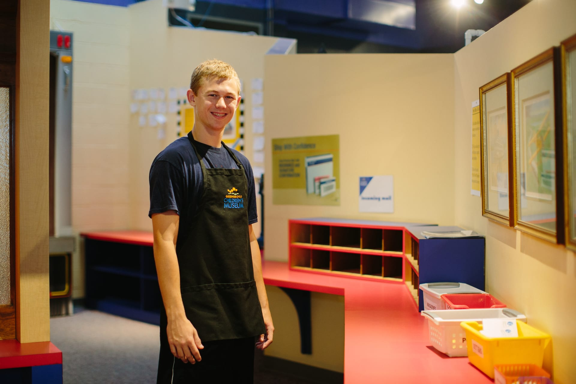 Volunteer Greensboro Childrens Museum